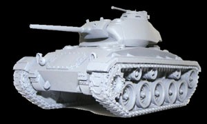 Bolt Action: M24 Chaffee US Light Tank