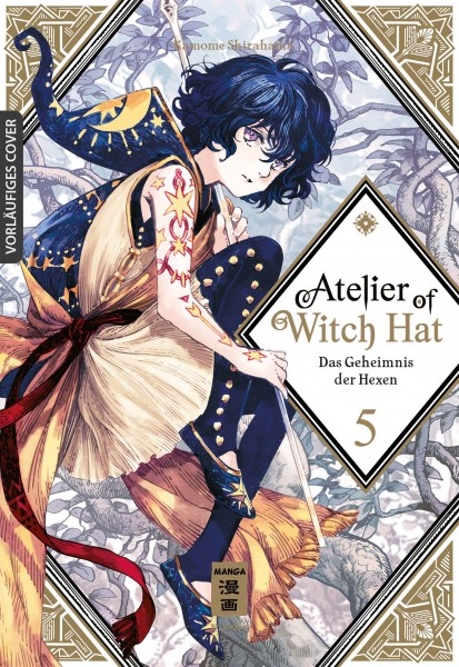 Atelier of Witch Hat Band 05: Das Geheimnis der Hexen