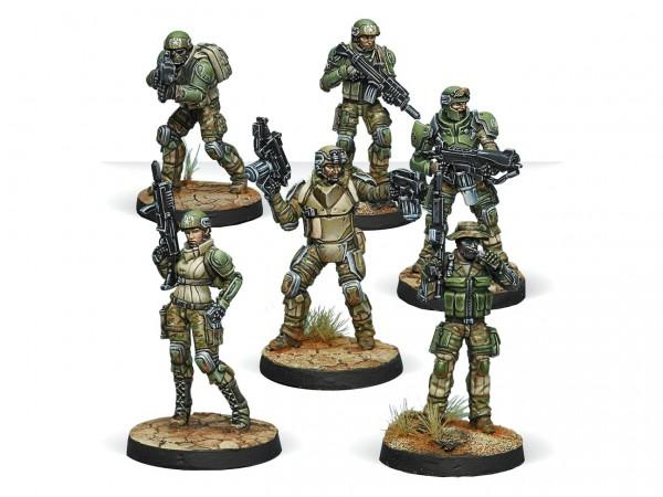 Infinity: USAriadna Ranger Force (Ariadna Sectorial Starter)