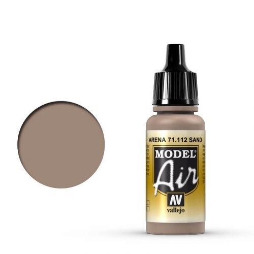 Vallejo Model Air: 71112 US Sand 17 ml