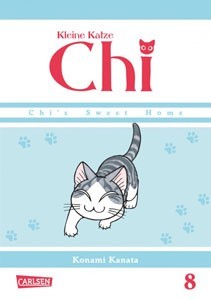 Kleine Katze Chi Band 08