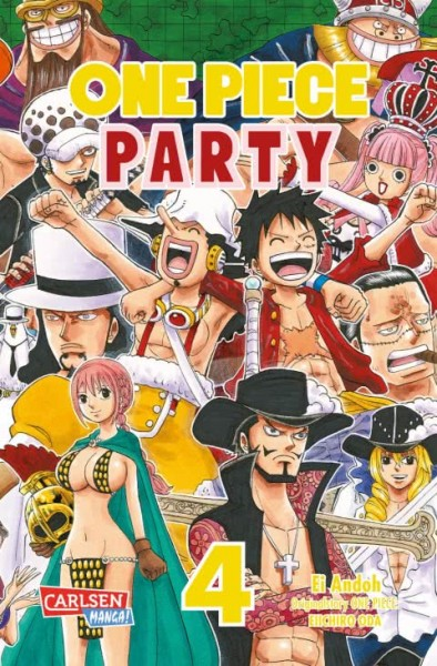 One Piece Party Band 04