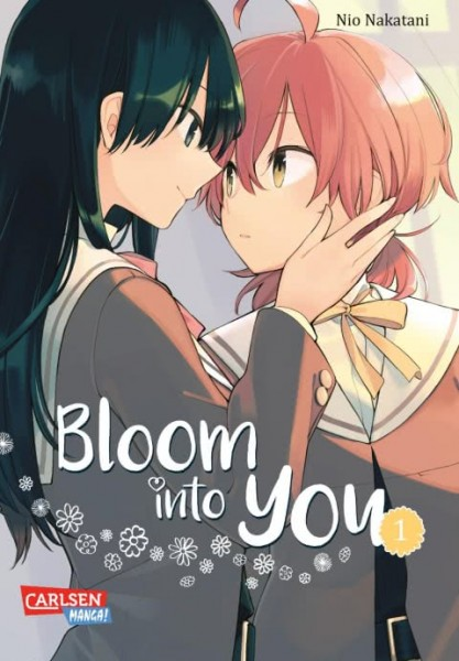 Bloom into you Band 01
