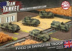 Team Yankee: FV432 Platoon (Plastic x5)