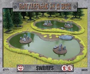 Gelände: Swamps