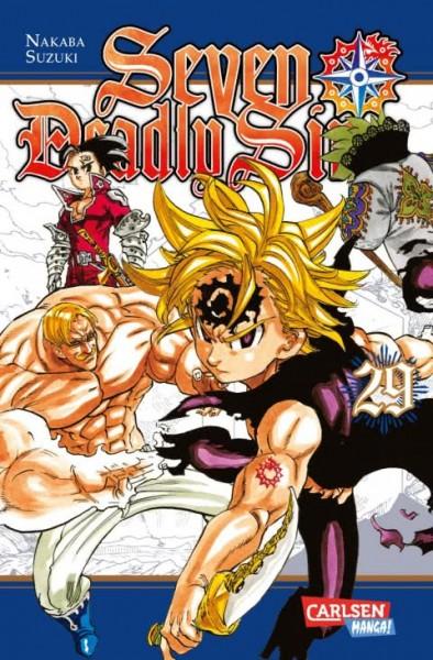 Seven Deadly Sins Band 29