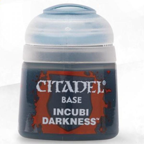 Base: Incubi Darkness 12ml