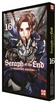 Seraph of the End Band 16