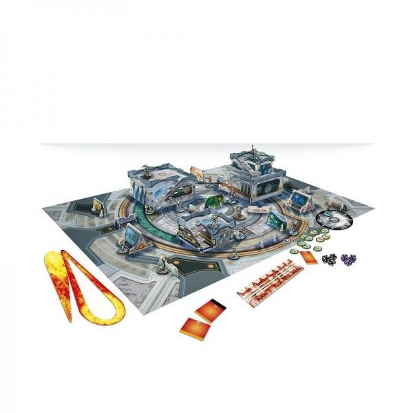 Infinity: Sálvora Governmental Complex Scenery Pack
