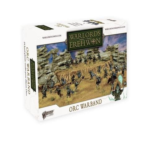 Warlords of Erehwon: Orc Warband (x24)