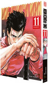 One-Punch Man Band 11