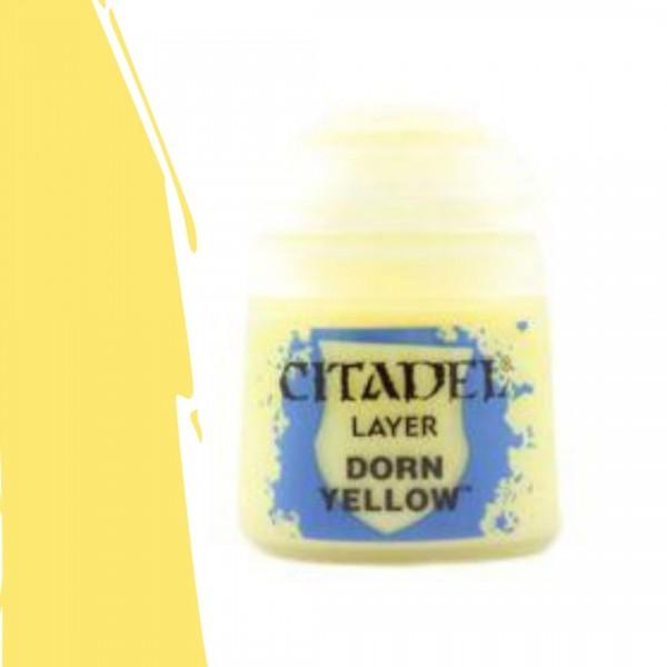 Layer: Dorn Yellow 12ml