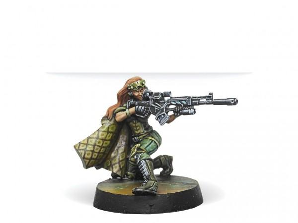 Major Lunah, Ex-Ariteia! Sniper (Viral Sniper Rifle)