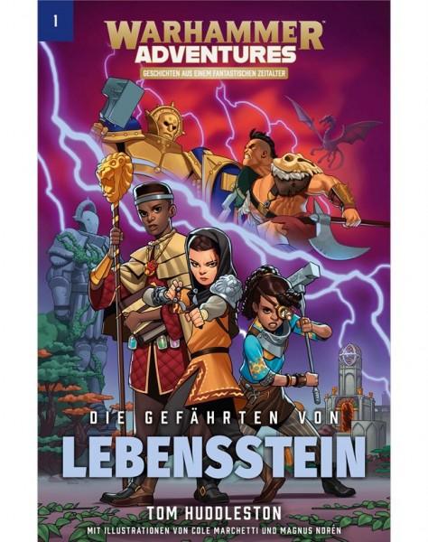 Warhammer Adventures: Die Gefährten von Lebensstein