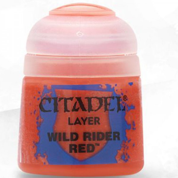 Layer: Wild Rider Red 12ml