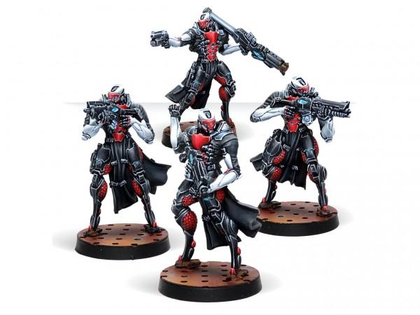 Infinity: The Hollow Men box