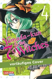 Yamada-kun and the seven Witches Band 04