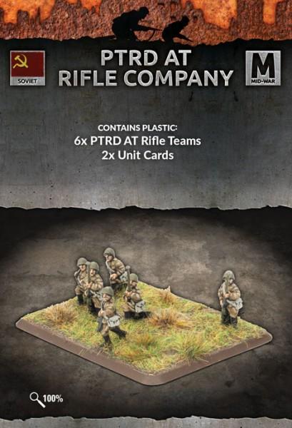 Flames of War SU: PTRD AT Rifle Company (Plastic)