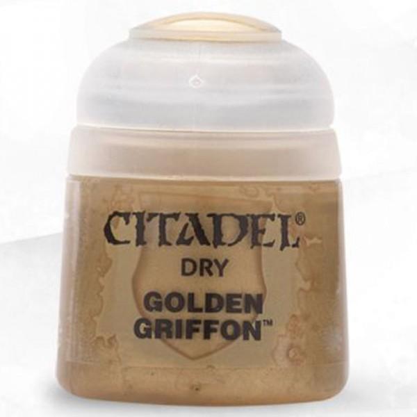 Dry: Golden Griffon 12ml