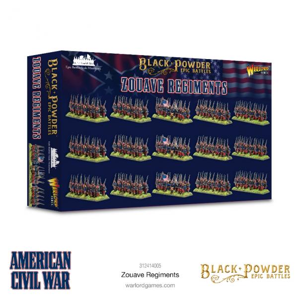 Epic Battles: ACW Zouave Regiments (EN)