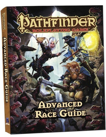 Pathfinder Roleplaying Game Advanced Race Guide (HC) (engl.)
