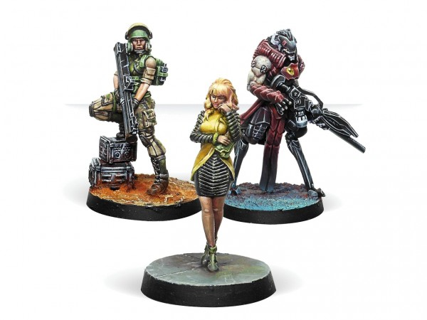 Dire Foes Mission Pack 7: Candy Cloud Box